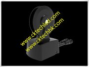Surface mounted LED window lamp 360° RGB/RGBW