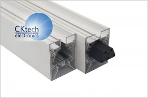 Continuous connection LED linear light 1.2m, 40W